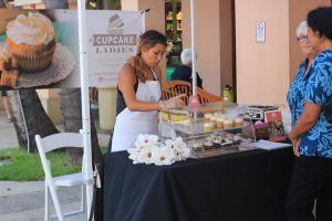 farmers market shops at wailea and cupcake ladies catering co